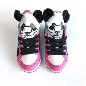 Feiyue Kids Panda Sneakers